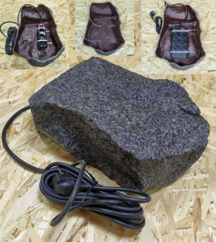 камень для садовых розеток