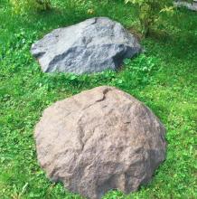 Камни из стеклопластика