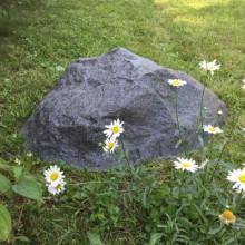 Имитация камня для крышек септиков